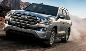 Spesifikasi dan Harga Toyota Land Cruiser 2016