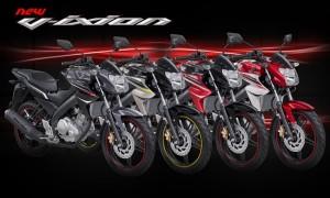 Yamaha V-Ixion Masih Rajanya Motor Sport