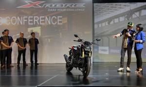 Ribuan Yamaha Xabre Sold Out dalam Tiga Hari
