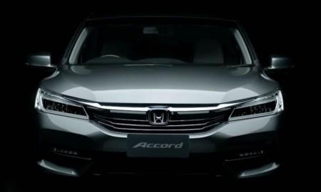 Honda Accord Facelift 2016