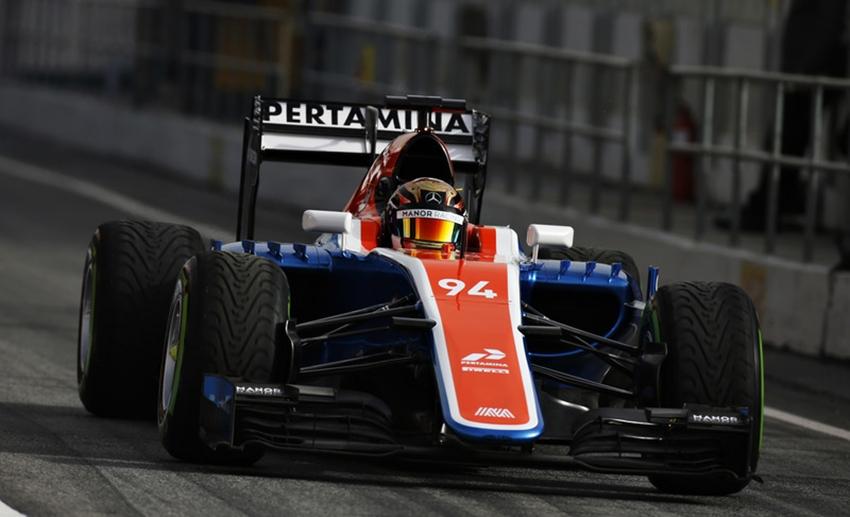 Ini Persiapan Tes Rio Haryanto Bersama Manor Racing F1