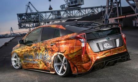 Modifikasi Toyota Prius 2016