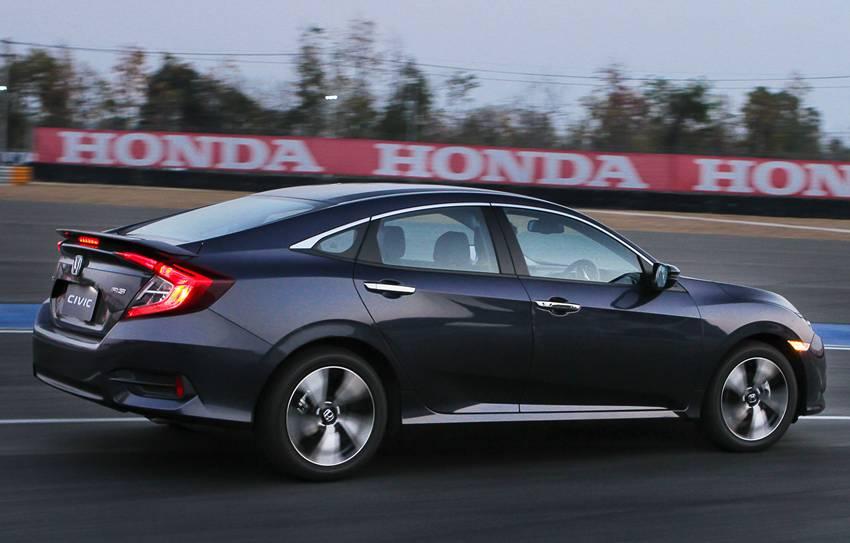 Honda Civic Terbaru