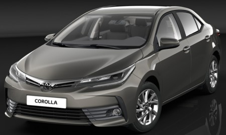 Toyota Corolla Altis 2017 Generasi Terbaru