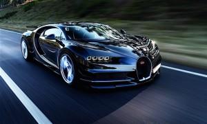 Bugatti Chiron Dirilis