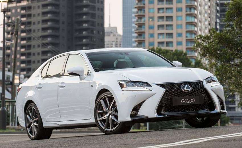 Spesifikasi Lengkap dan Harga All New Lexus GS 200t