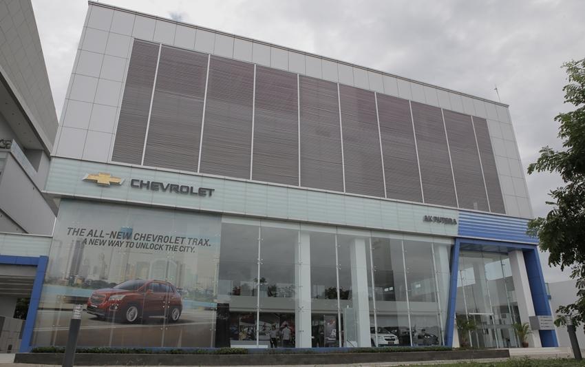 Chevrolet AK Putera Bintaro