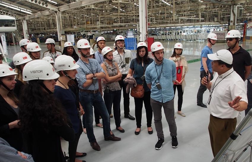 Pabrik Daihatsu Indonesia