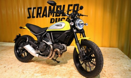 Ducati Scrambler Siap Menggebrak di IIMS 2016