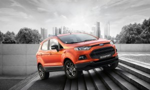 Ford EcoSport Black Edition
