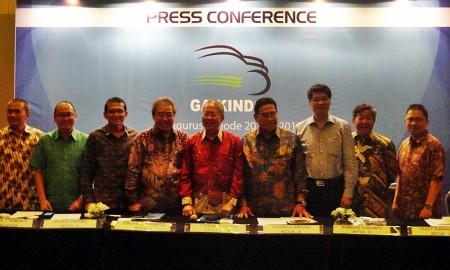 GAIKINDO Kenalkan Pengurus Baru Periode 2016-2019