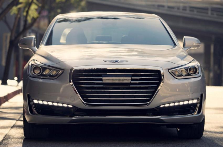 Hyundai Genesis EQ900L