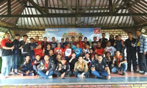 Komunitas Honda Gelar Bikers Camp Management