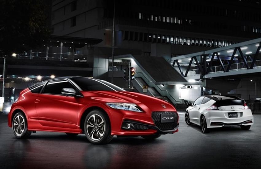 Spesifikasi Lengkap dan Harga Honda New CR-Z 2016