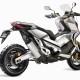 Honda X-ADV Skutik Gambot Berparas Motor Adventure