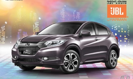 HR-V 1.8L E CVT Special Edition JBL Audio