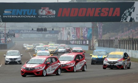 Honda Jazz Speed Challenge dan Honda Brio Speed Challenge