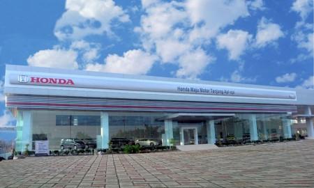 Honda Maju Motor Tanjung Api-Api