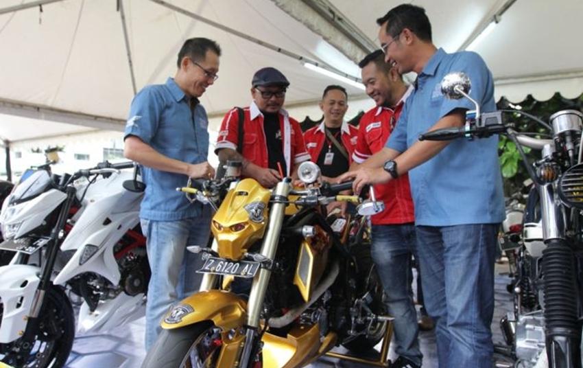 Pembukaan HMC 2016 di Bandung