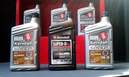 Kendall Oil Luncurkan Pelumas Berteknologi Liquid Titanium