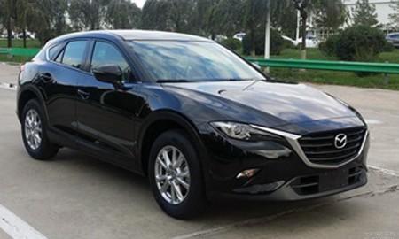 Selain CX-3 Mazda Juga Siapkan CX-4