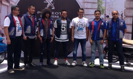 Peugeot Scooter Club Indonesia