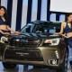 Subaru Forester Facelift