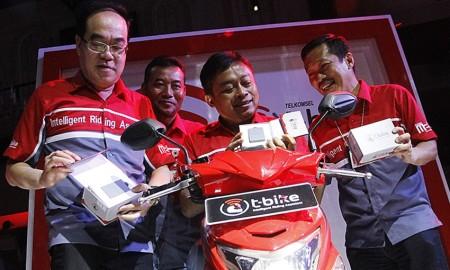 T-Bike Raih Rekor MURI