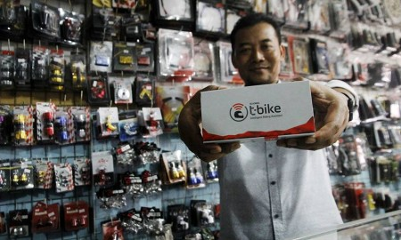 Telkomsel Perluas Jaringan Penjualan T-Bike GPS Tracker