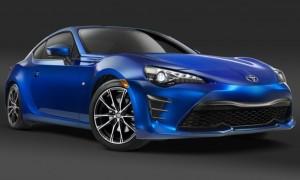 Wajah Baru Toyota 86