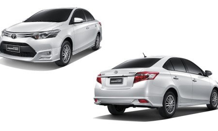 Toyota New Vios 2016