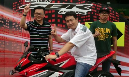 Honda Ingin Jadi Penguasa Motor Sport