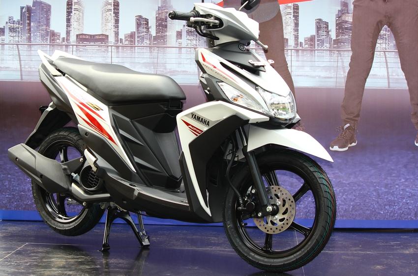 Yamaha Mio Z Dirilis Ini Spesifikasi Lengkapnya