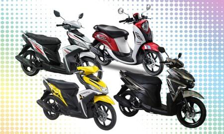 Yamaha Mio Z, Yamaha Mio M3, Yamaha Fino, atau Yamaha Soul GT