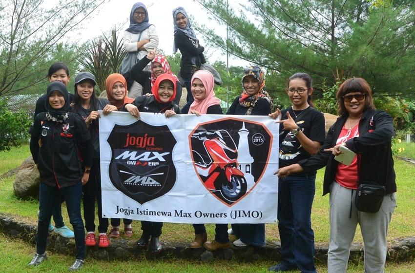 indonesia max owners gelar family gathering se jawa tengah