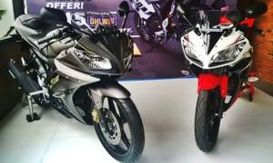 Yamaha YZF-R15 Ohlins Special Edition