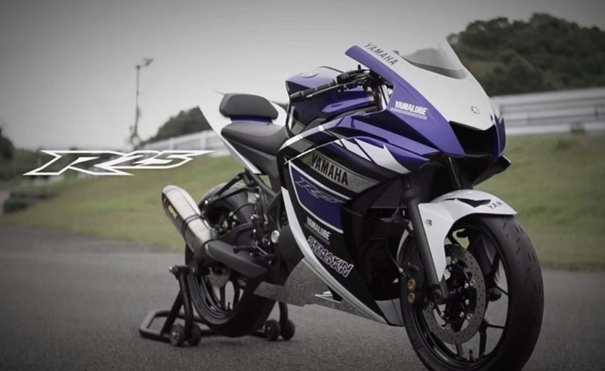 Yamaha YZF-R25 Banyak Peminat di Luar Negeri