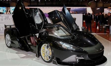 Arash AF10 Pesaing Bugatti Chiron Bermesin Hybrid