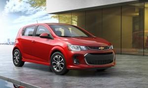 Chevrolet Aveo Generasi Terbaru
