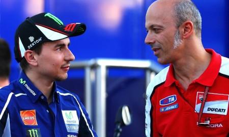 Jorge Lorenzo Diberi Tawaran Istimewa dari Ducati