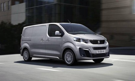 Peugeot New Expert Van