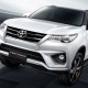 Toyota All New Fortuner TRD Sportivo