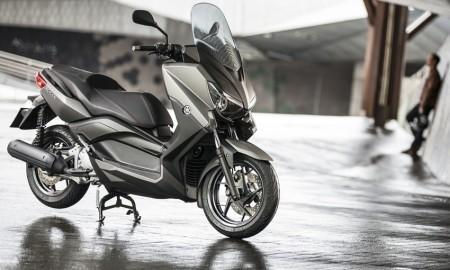 Yamaha X-Max Segera Dirilis