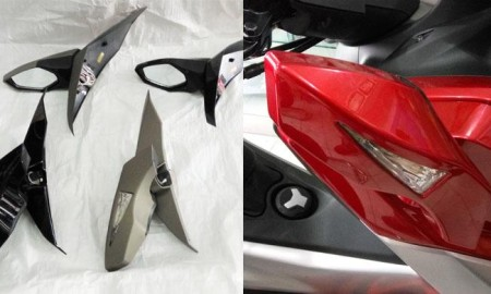 Spion Yamaha Nmax