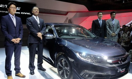 Harga All New Honda Civic Turbo di Indonesia
