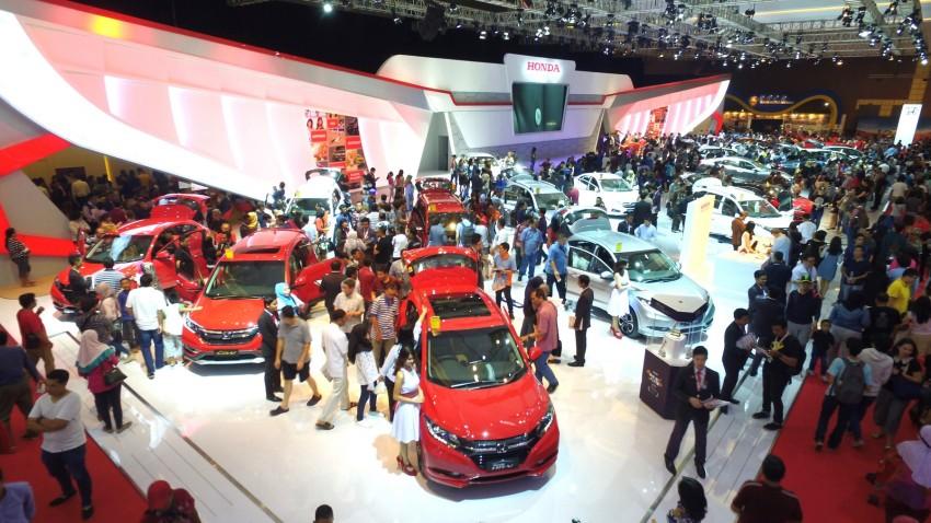 Penjualan Honda 2016