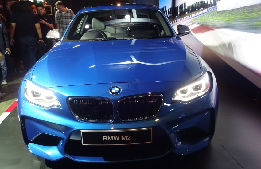 All New BMW M2 Coupe