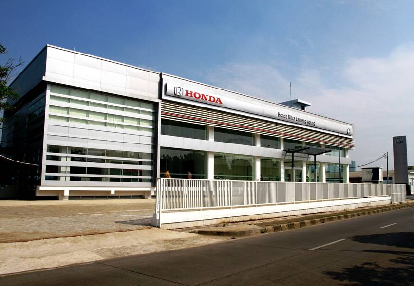 Honda Mitra Lenteng Agung