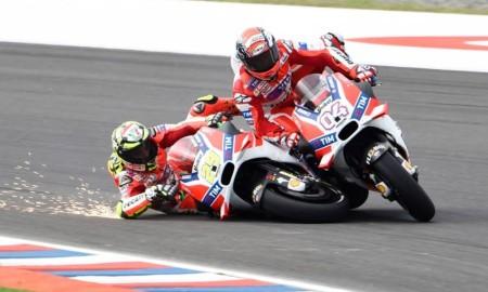 Buntut Malapetaka Ducati di Argentina Iannone Diganjar Hukuman