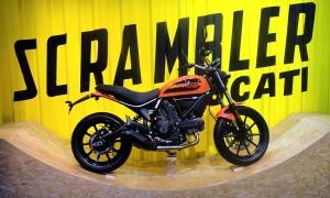 Ducati Scrambler di Indonesia